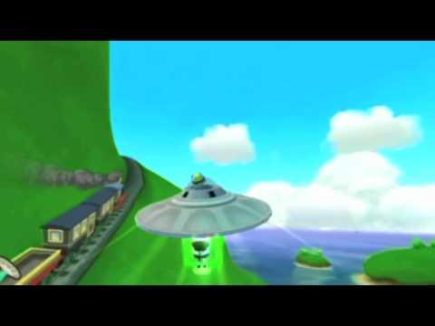Kid Adventures: Sky Captain (Wii) Trailer