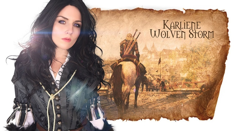 Karliene - The Wolven Storm