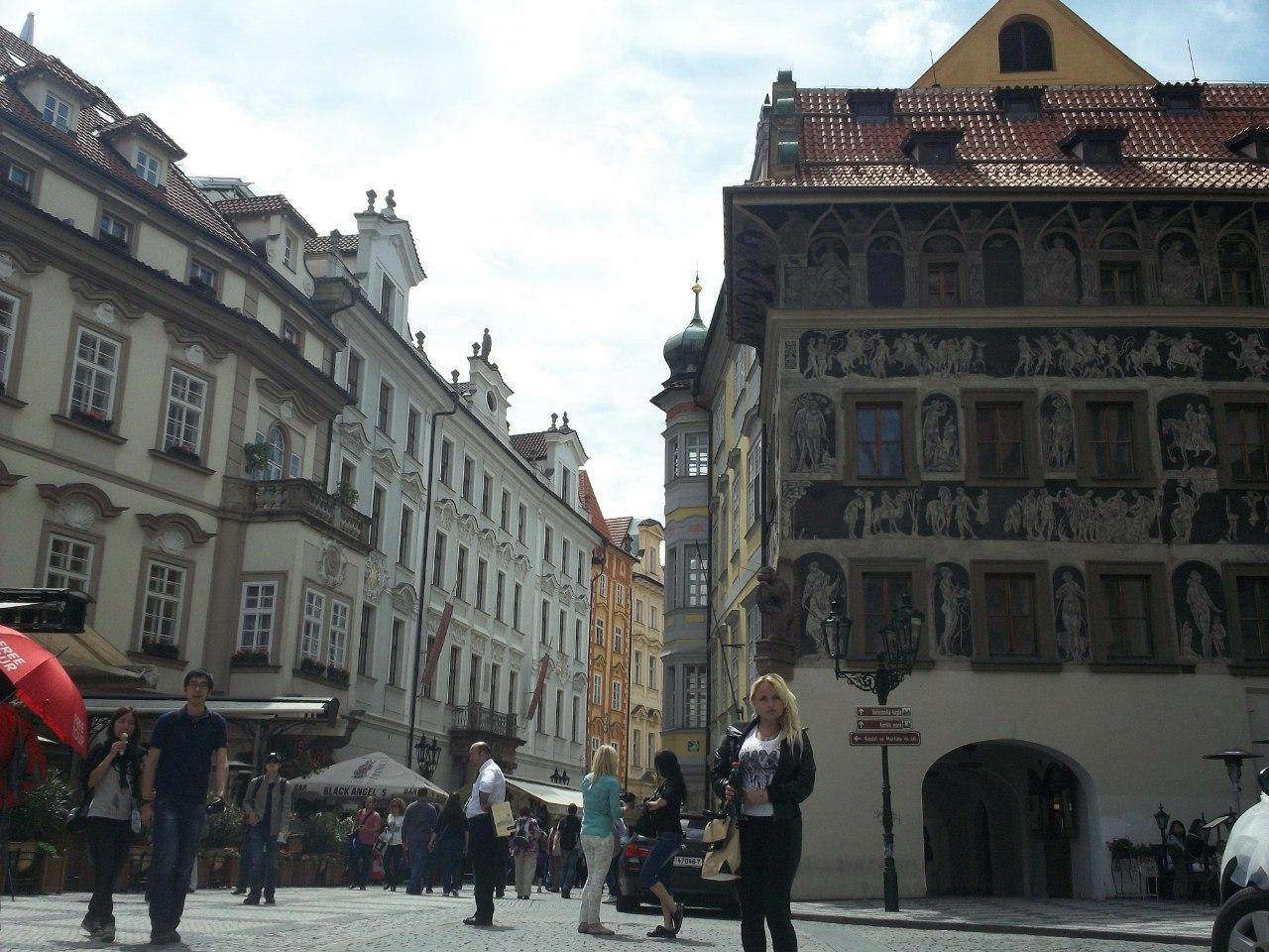 Елена Руденко. Прага. 2013 г. июнь. Foi9vktI81s
