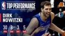 Dirk Nowitzki Drops 30 Points in FINAL Home Game | April 9, 2019 #NBANews #NBA #Mavericks #DirkNowitzki