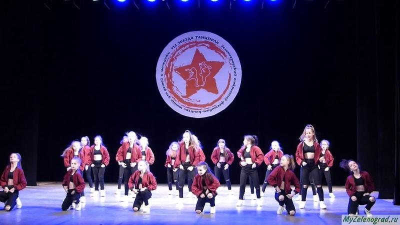 Студия танца Art DekoS. Хип-хоп танец