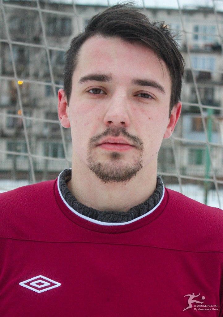 Милютин Антон