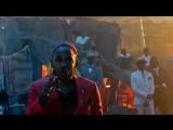 Kendrick Lamar, SZA - All The Stars премьера нового видеоклипа. саундтрек  фильм  «Чёрная Пантера