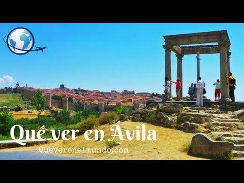 Qué ver en Ávila, Castilla y León