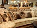 Новинки классической мягкой мебели