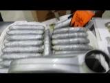 В Багратионовске таможенники во время осмотра тягача обнаружили в канистрах 3 кг марихуаны
