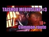 Яой-новелла Taishou Mebiusline -Общий путь- #3