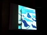 Мой друг рисует горы - поет Ада Якушева ,вечер в из серии Биографии в Поли