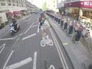 Велосипедист на тропе войны, Великобритания