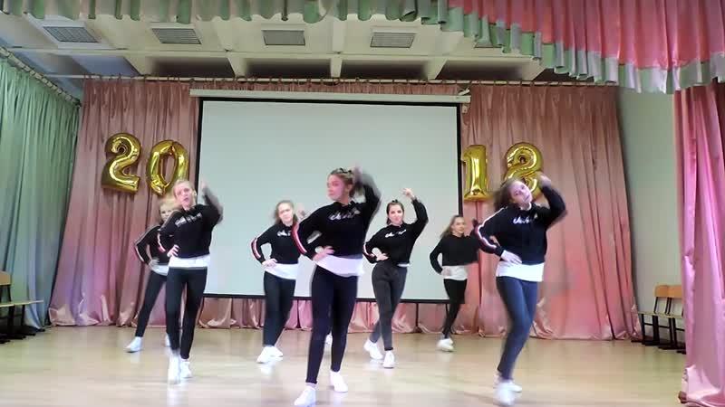 Танцы - параллель 8-х классов