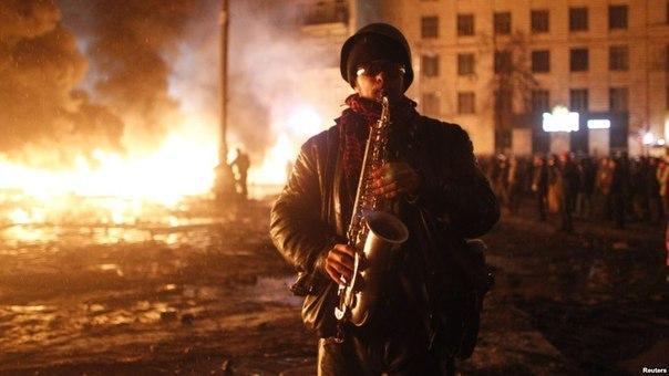 Музика на Євромайдані