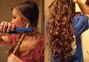 Ловите шпаргалку, которая поможет научиться крутить волосы с помощью утюжка