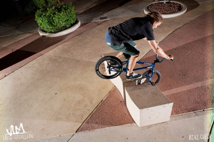 volume bmx bike check