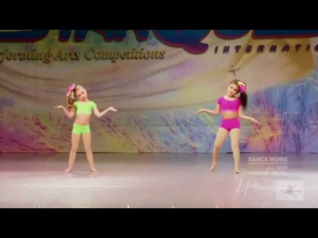 Dance Moms Season 1 Episode 2 Det Vivi Mackenzie Why Can't We Be Friends