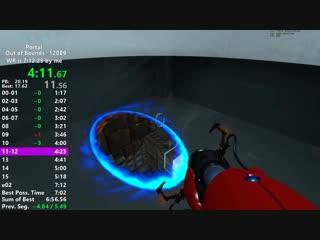 Portal world record