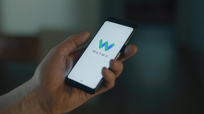 Introducing Waymo One, the fully self-driving service. Беспилотное такси Waymo