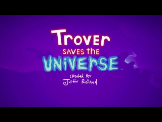 Trover Saves The Universe _ E3 2018 Reveal Trailer _ PlayStation VR