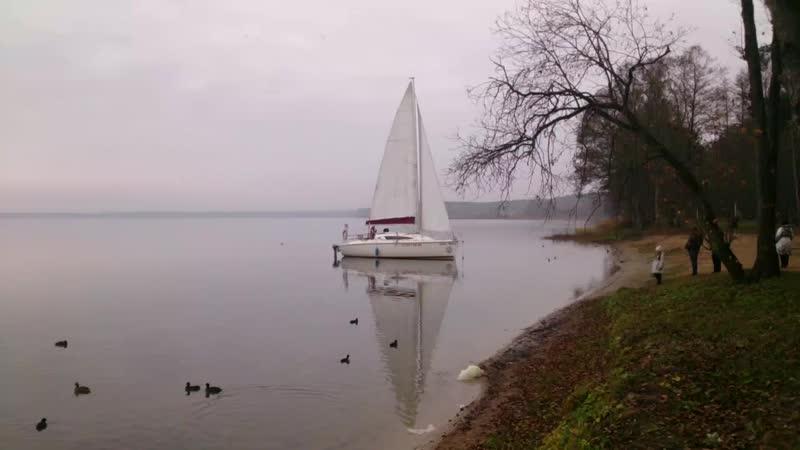 Озеро Нарочь 03.11.2018