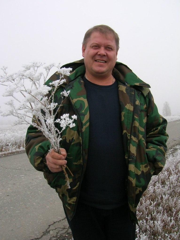 Руководитель клуба «Святогор» Виталий Кольцов