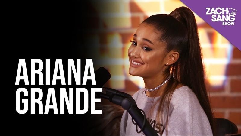 Ariana Grande Talks Sweetener, Pete Davidson Nicki Minaj
