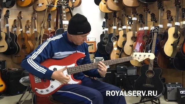 Бас-гитара Homage HEB710RD