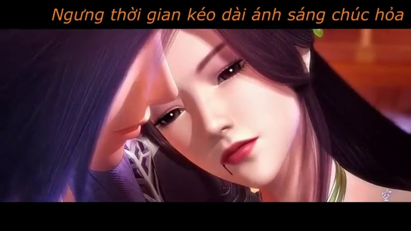 [Vietsub] Ức Tự Cố Nhân Khúc - Giang Nam Thành ft Nha Thanh (Bạch Phụng x Lộng Ngọc) - FMV