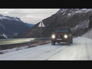 2019 Mercedes G-Class G 350d 4MATIC Snow Driving, Design and Interior