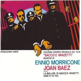 Ennio Morricone альбом Sacco e Vanzetti