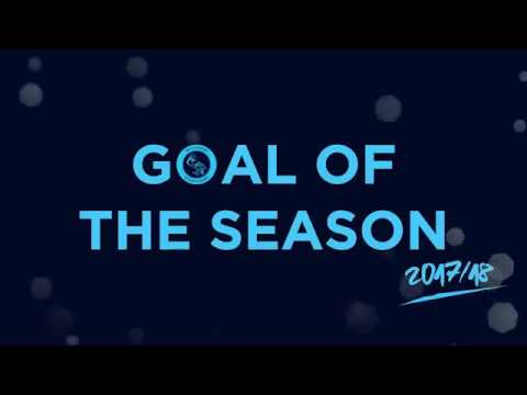 Goal of the Season 2017/18: Who gets your vote?