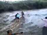 В Турции ужасное происшествие на реке