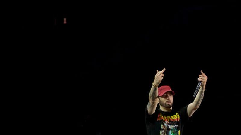 Eminem - The Ringer [Русские субтитры]