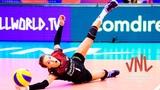 Lenka Durr (Libero) - BEST Volleyball Actions DIGS SAVES Women's VNL 2018