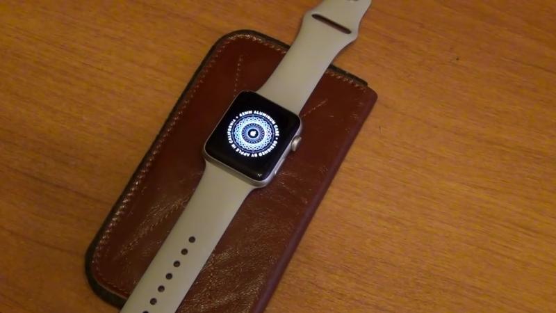 [DiZeR TV] Первая настройка и подключение Apple Watch Series 3