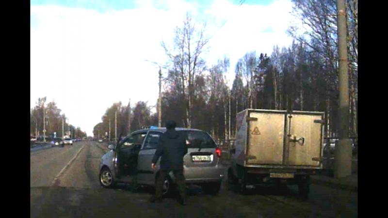 Северодвинск Обрызгал грязью жди разборок