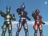 [dragonfox] B-Fighter & B-Fighter Kabuto Openings (RUSUB)