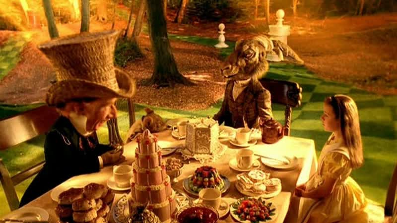 Алиса в Стране чудес (1999) Ник Уиллинг HD 720