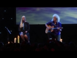 BRIAN MAY KERRY ELLIS - THE CANDLELIGHT CONCERTS Live At Montreux. 2013