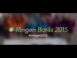 O-Ringen filmar terrängen inför 2015