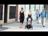 naomi watts out with son Sasha walking in new york