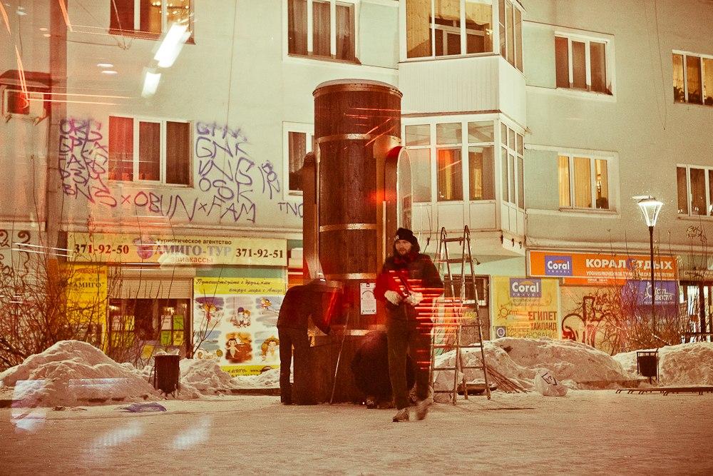 Барометр настроения в стиле стимпанк появился в Екатеринбурге (Фото 17)