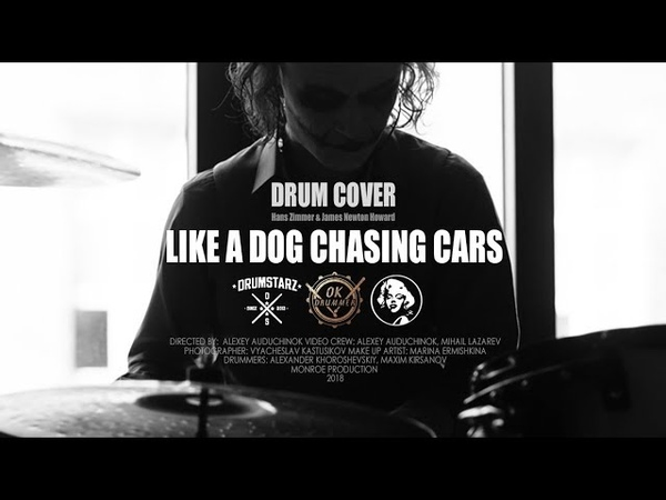 Alexander Khoroshevsky Maxim Kirsanov - Like a dog chasing cars (The Dark Knight OST Drumcover)