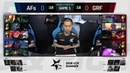 AFS vs. GRF - Игра 1 Неделя 5 | LCK Summer 2018 Split