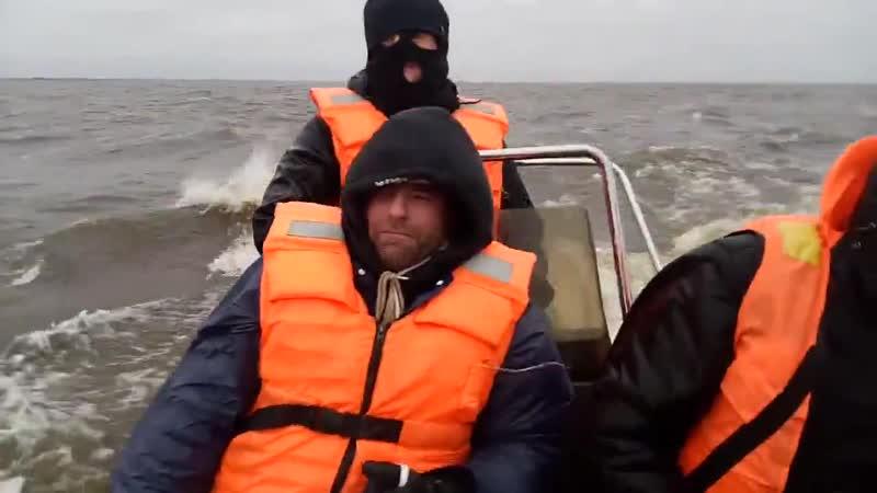 Риб в Псковском озере