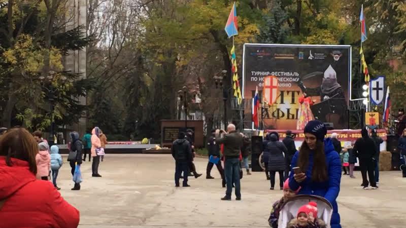 Феодосия. Фестиваль казачьей культуры.