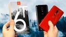 OnePlus 6T рядом с OnePlus 6 не впечатлил: распаковка
