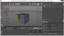 Using the Extrude Tool In Cinema 4D