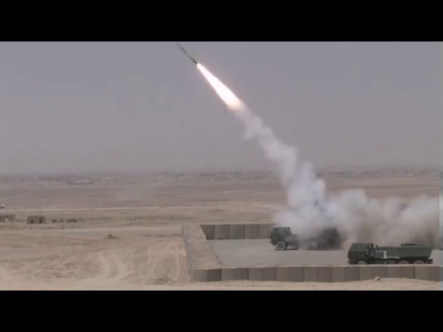 M142 High Mobility Artillery Rocket System HIMARS U.S. Army's