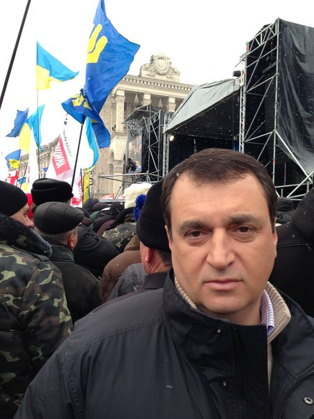 Мельниченко закликає людей їхати на київський Євромайдан
