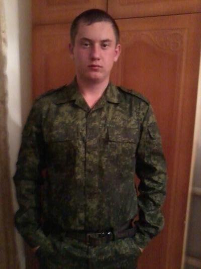 Евгений Зильбернагель, 17 октября 1995, Барнаул, id155346858
