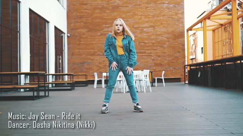 Jay Sean Ride It Dancehall choreo by Nikki
